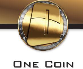 монета Onecoin